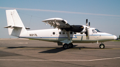 N817L - De Havilland Canada DHC-6-300 Twin Otter - Private