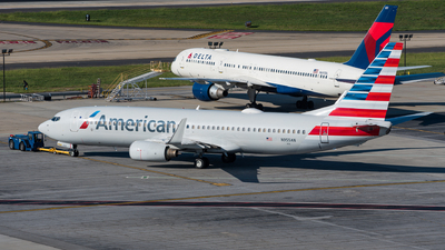 A picture of N955AN - Boeing 737823 - American Airlines - © Can Kursunoglu