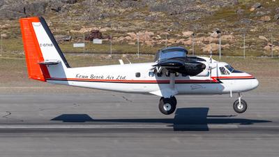 A picture of CGTKB - DHC6100 Twin Otter - Kenn Borek Air - © Brian Tattuinee