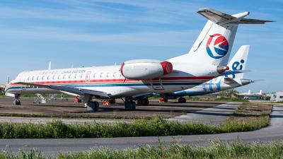 2-TGHB - Embraer ERJ-145LR - China Eastern Airlines