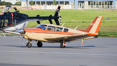 C-GSGB - Piper PA-24-260 Comanche B - Private