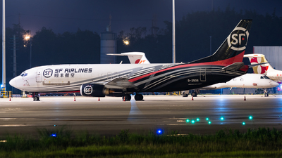 B-2506 - Boeing 737-429(SF) - SF Airlines