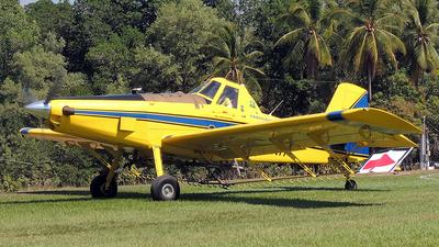 N412KH - Air Tractor AT-502B - Fadecasa - Fumigaciones Aereas de Cultivos Agricolas
