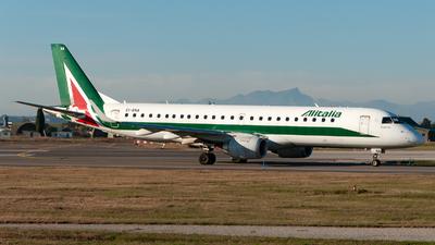 EI-RNA - Embraer 190-100LR - Alitalia CityLiner