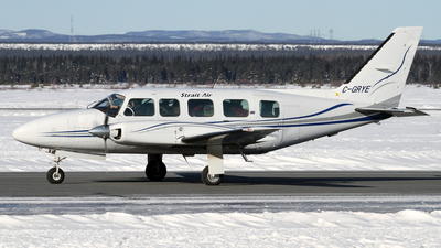 A picture of CGRYE - Piper PA31350 - Strait Air - © Daniel Lapierre Forget