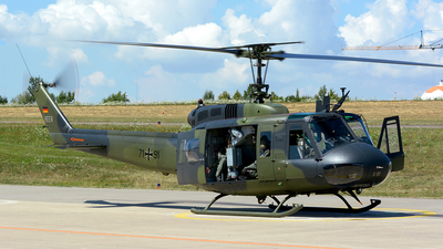 71-91 - Bell UH-1D Iroquois - Germany - Army