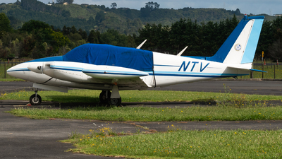 ZK-NTV - Piper PA-30-160 Twin Comanche B - Private