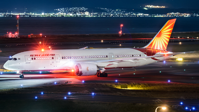 VT-ANO - Boeing 787-8 Dreamliner - Air India