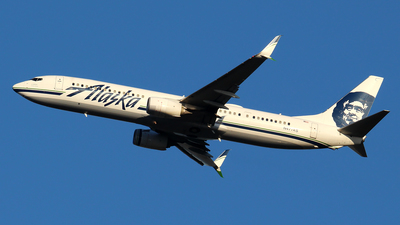 A picture of N477AS - Boeing 737990(ER) - Alaska Airlines - © Huy Do