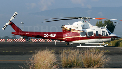 XC-HGF - Bell 412HP - Mexico - Jalisco State Government