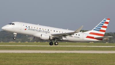 N206NN - Embraer 170-200LR - American Eagle (Envoy Air)