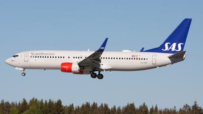 A picture of LNRRF - Boeing 73785P - SAS - © Sebastian E Burmo