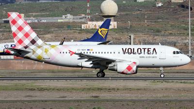 EC-NDH - Airbus A319-111 - Volotea