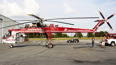 N6979R  - Sikorsky S-64E Skycrane - Helicopter Transport Services