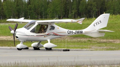 OH-JMM - Flight Design CTLS - Private