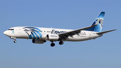 SU-GDZ - Boeing 737-866 - EgyptAir