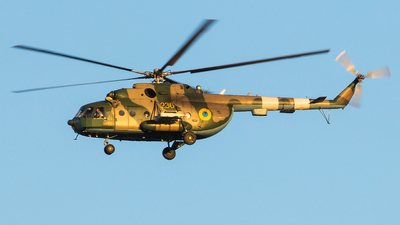 236 - Mil Mi-8MTV Hip - Ukraine - Air Force