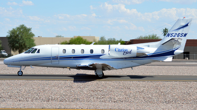 N526SM - Cessna 560XL Citation Excel - Private