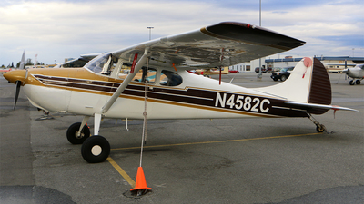 N4582C - Cessna 170B - Private