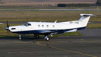 OH-TRG - Pilatus PC-12/47E - Private