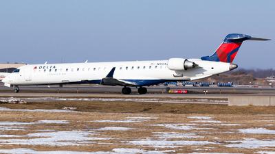 N912XJ - Bombardier CRJ-900LR - Delta Connection (Endeavor Air)