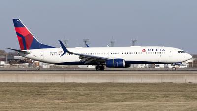 N871DN - Boeing 737-932ER - Delta Air Lines