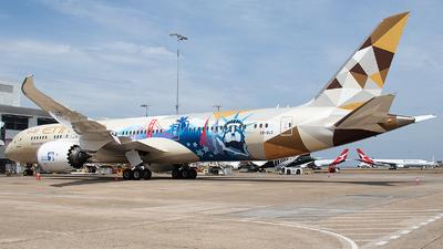 A6-BLE - Boeing 787-9 Dreamliner - Etihad Airways