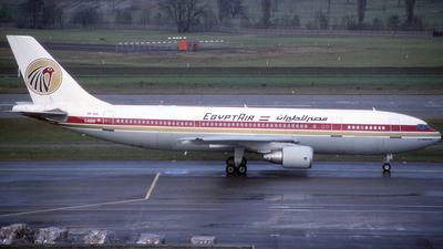 9K-AHI - Airbus A300C4-620 - EgyptAir (Kuwait Airways)