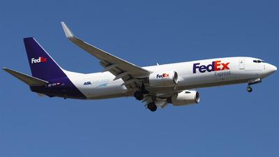 OE-IXA - Boeing 737-8AS(BCF) - FedEx (ASL Airlines)