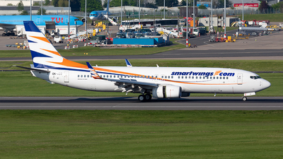 OK-TSC - Boeing 737-8FH - SmartWings