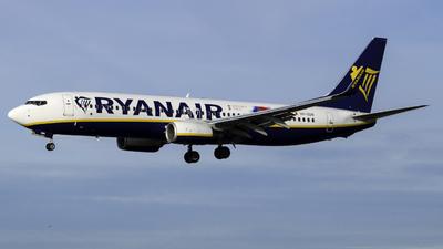 9H-QDN - Boeing 737-8AS - Malta Air (Ryanair)