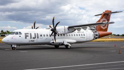 DQ-FJY - ATR 42-600 - Fiji Link