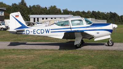 A picture of DECDW - Aero Commander 200D - [368] - © Marcel Hagemann