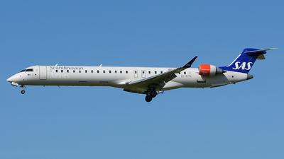 A picture of EIFPN - Mitsubishi CRJ900LR - SAS - © Cesa