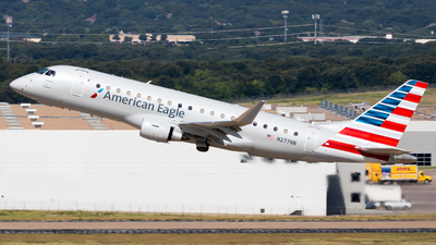 A picture of N277NN - Embraer E175LR - American Airlines - © Dayon Wong