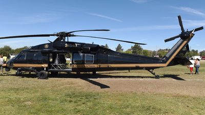 86-24548 - Sikorsky UH-60A Blackhawk - United States - US Customs Service