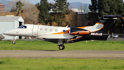 N631JS - Embraer 505 Phenom 300 - Private