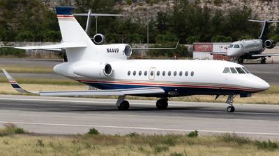 N44VP - Dassault Falcon 900EX - Private
