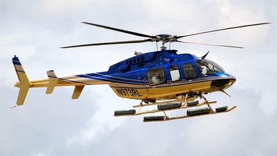 N973RL - Bell 407 - Private