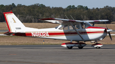 N46024 - Cessna 172I Skyhawk - Private