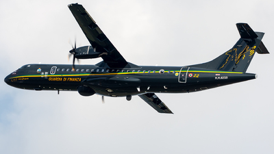A picture of MM62321 - ATR 72600MPA - [1585] - © Alessandro Maggia