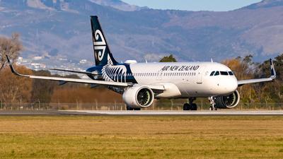 ZK-NHA - Airbus A320-271N - Air New Zealand