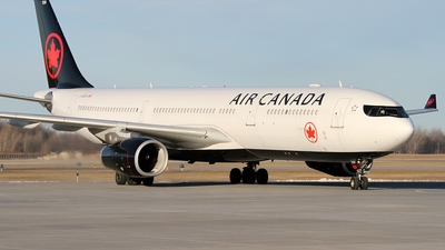 A picture of CGEFA - Airbus A330343 - Air Canada - © Daniel Lapierre Forget