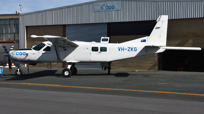 A picture of VHZKG - Cessna 208B Grand Caravan - [208B0712] - © Jarrod Swanwick