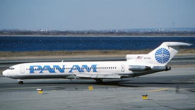 N374PA - Boeing 727-214(Adv) - Pan Am