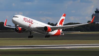 C-GHPE - Boeing 767-33A(ER) - Air Canada Rouge