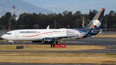 N950AM - Boeing 737-852 - Aeroméxico