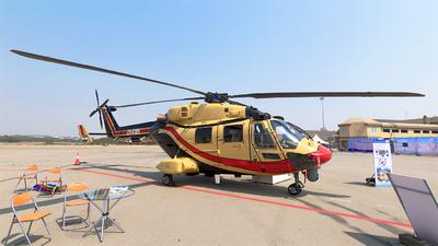 ZD-4165 - Hindustan Aeronautics ALH Dhruv - Hindustan Aeronautics