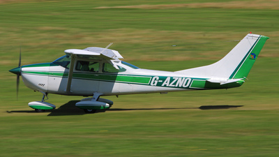 A picture of GAZNO - Cessna 182P Skylane - [18261005] - © Tartanpics