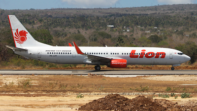 PK-LPF - Boeing 737-9GPER - Lion Air